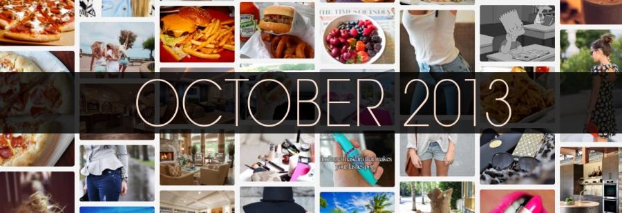 OCTOBER '13